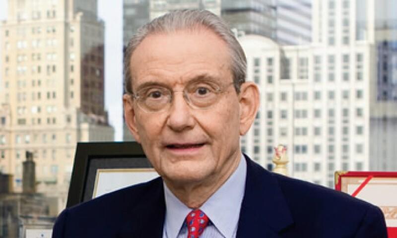 Bill Rhodes, de Citibank, representó en los 80 a todos los bancos acreedores cuando en México se aplicó el Plan Brady y AL se ahogaba en deudas. (Foto: César Vera)