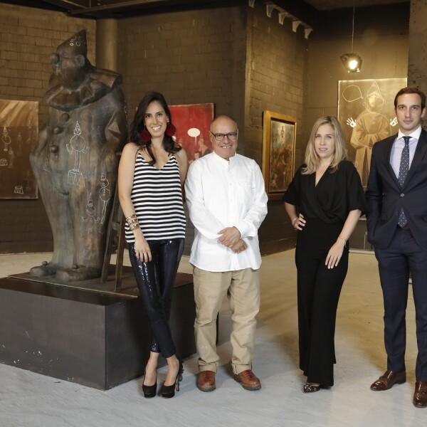 Exposición Armando Romero