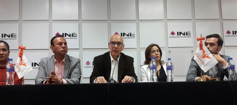 El Partido Movimiento Ciudadano dio su posicionamiento respecto a la filtración del padrón electoral.