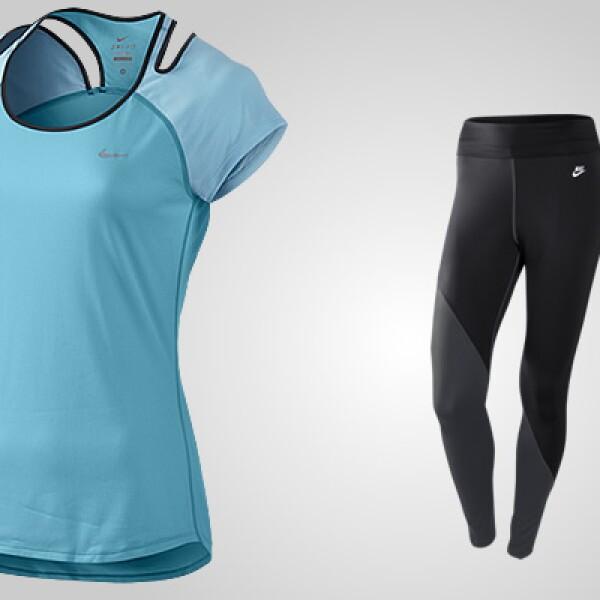 Estas piezas ya están disponibles en las boutiques de Nike y en cadenas departamentales.