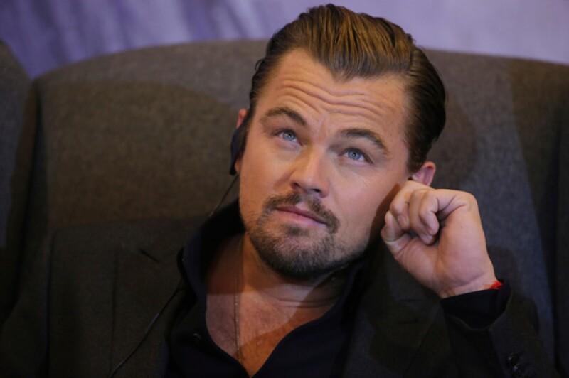 Leonardo DiCaprio: `El Oscar no fue la intención al hacer la película´.