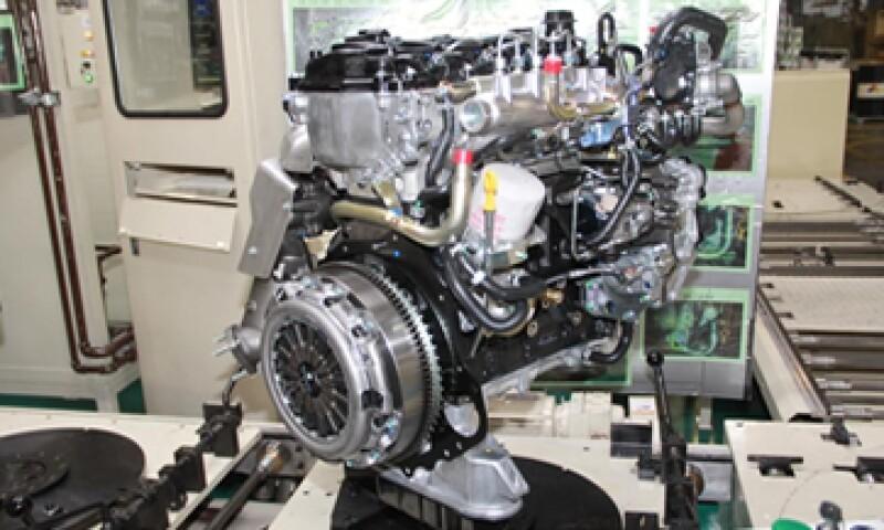 Nissan mexicana espera vender 20,000 motores de diesel en el año fiscal 2013. (Foto: Cortería Nissan)
