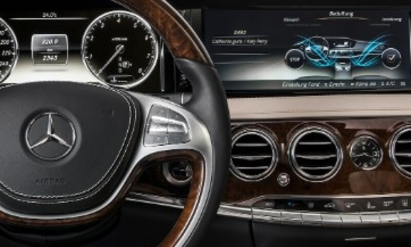 Mercedes Benz planea tener una planta en Aguascalientes. (Foto: CNNMoney)