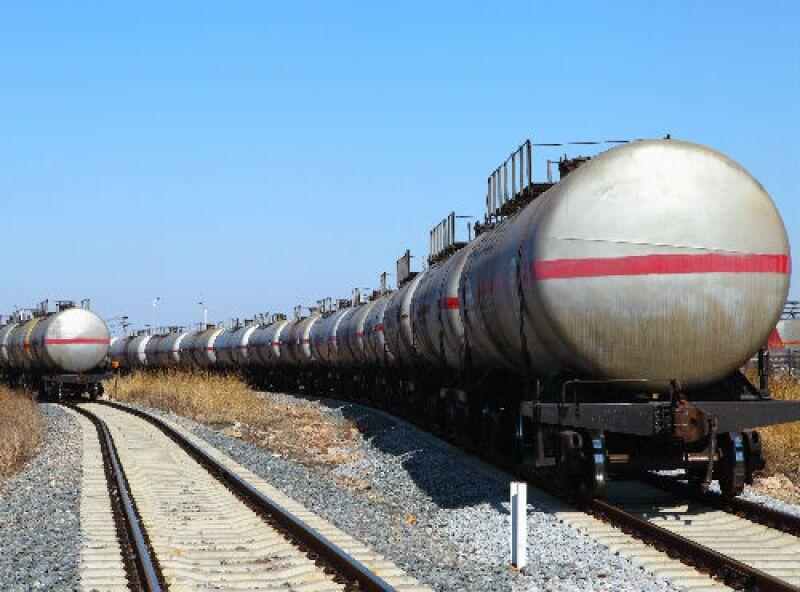 tren tanque para hidrocarburos