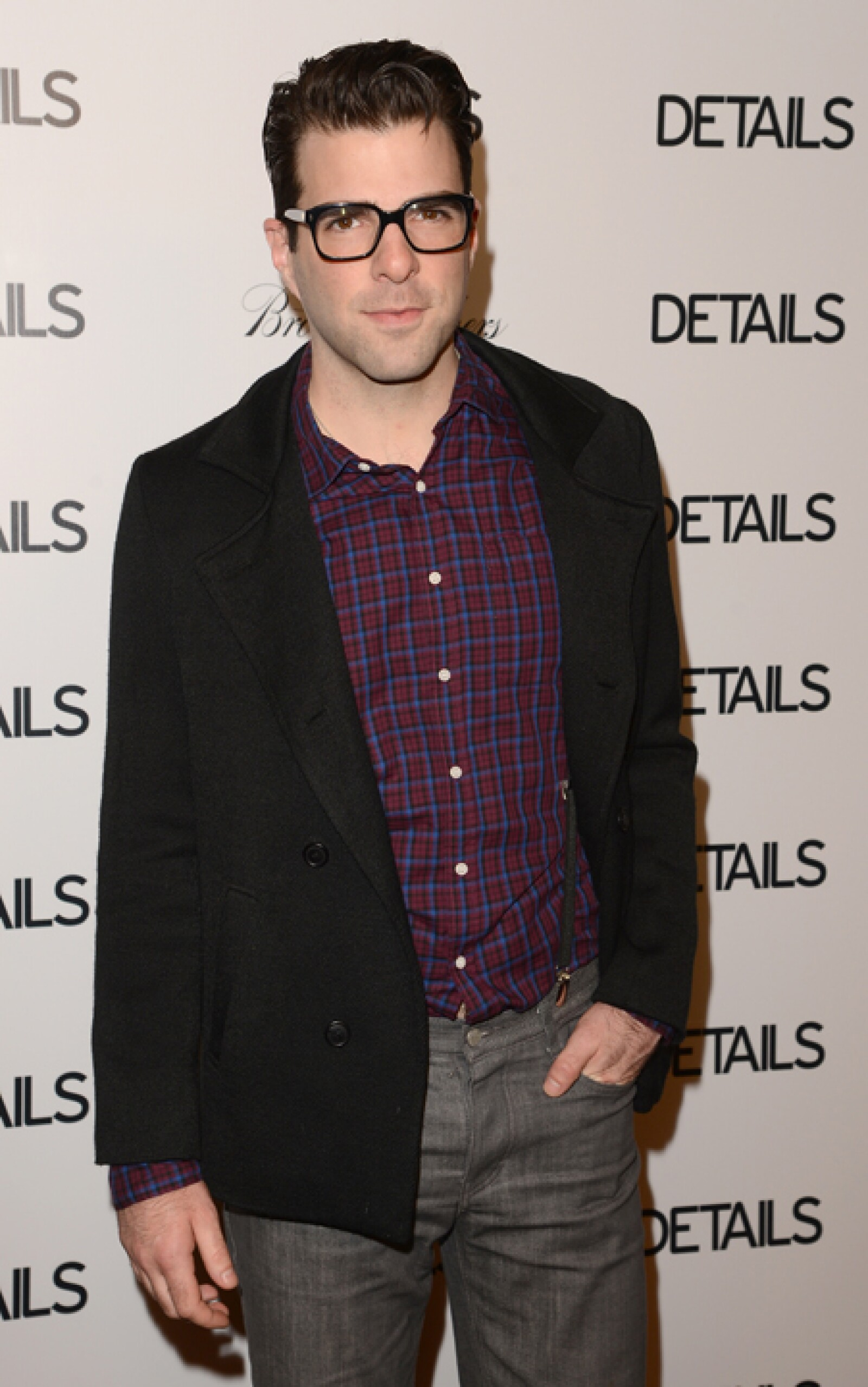11. Zachary Quinto - American Horror Story