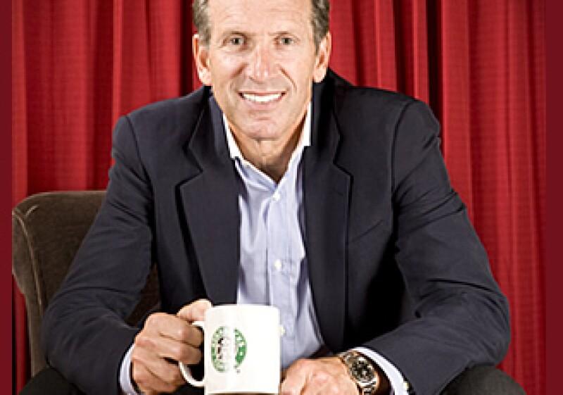 Howard Schultz, el fundador de Starbucks, cree que las compañías deben abrazar la reinvención y la renovación. (Foto: Duilio Rodríguez)