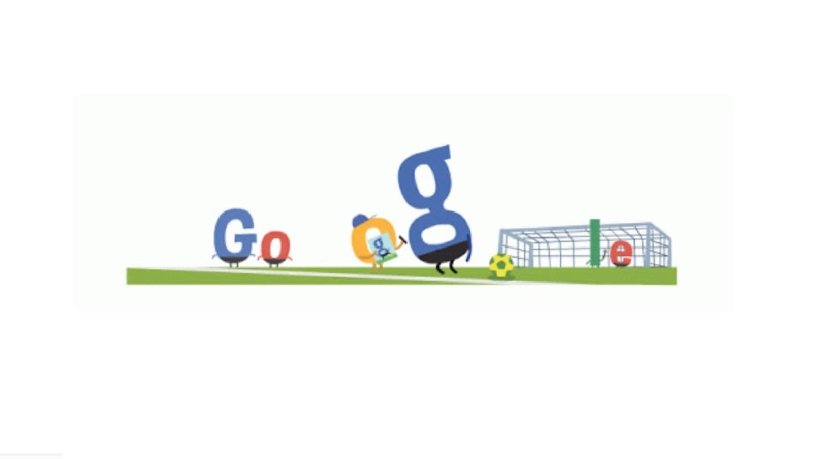 Google doodle 45