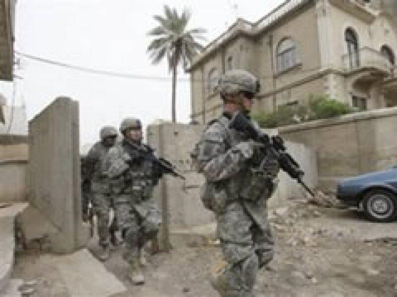 La guerra en Irak inició hace 6 años y ha cobrado la vida de 4,250 soldados estadounidenses. (Foto: AP)