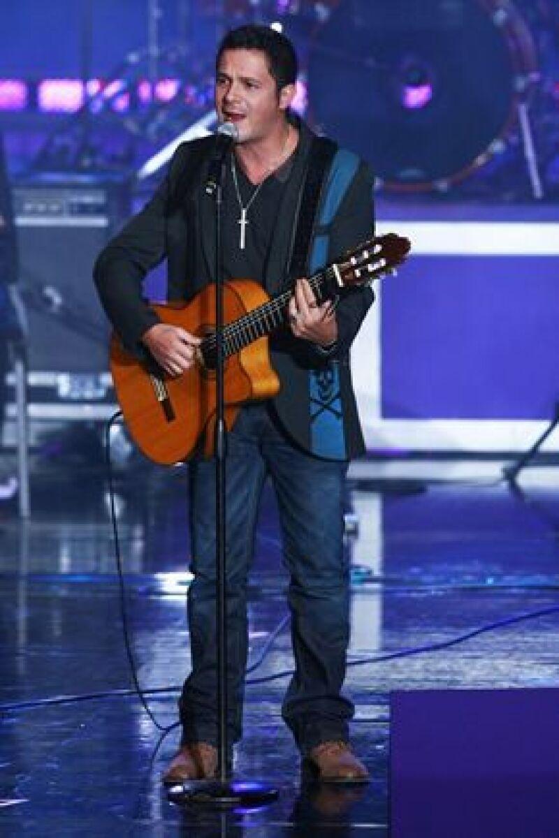 Hasta ahora es el único artista español invitado a la ceremonia del 18 de enero.