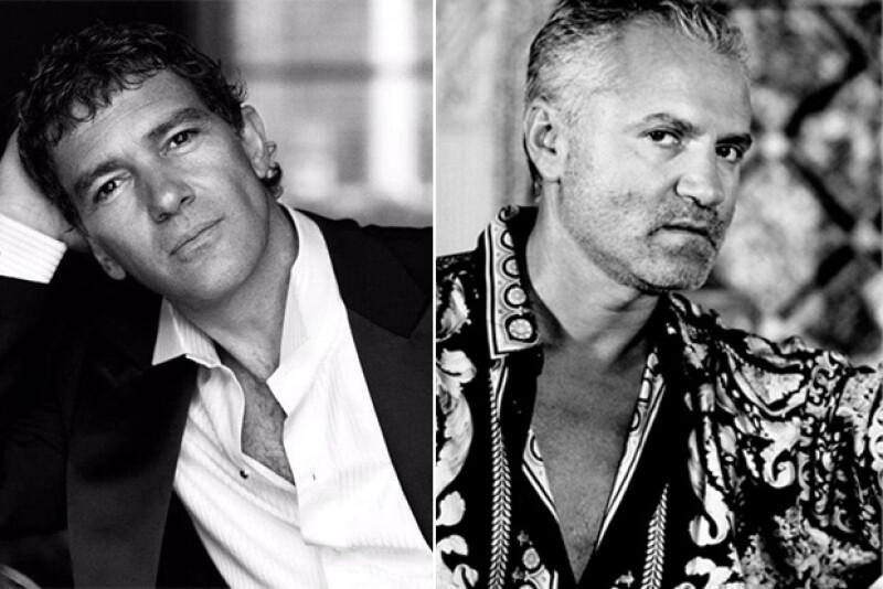 El actor español de 55 años, interpretará al diseñador Giani Versace en el nuevo film del director Bille August.