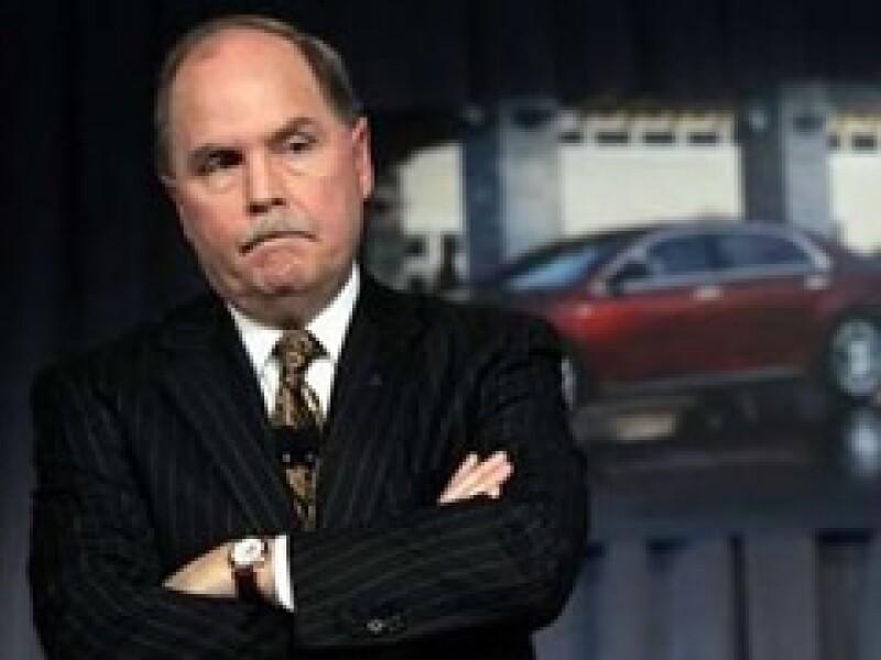 Fritz Henderson es el nuevo CEO de General Motors. (Foto: Reuters)