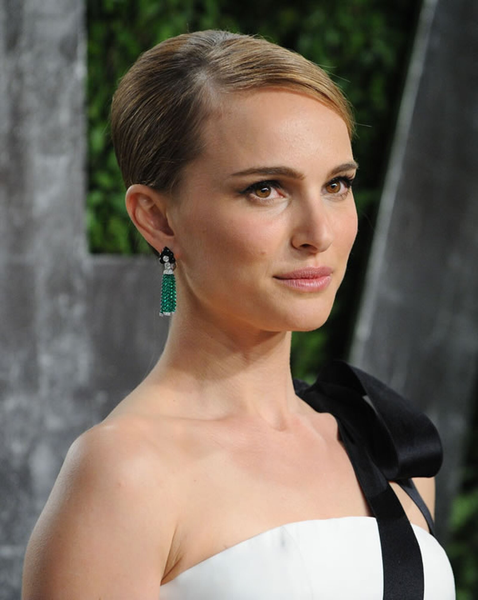 Natalie Portman además de convertirse en una gran actriz, se graduó de la carrera de Psicología en la prestigiosa universidad de Harvard.