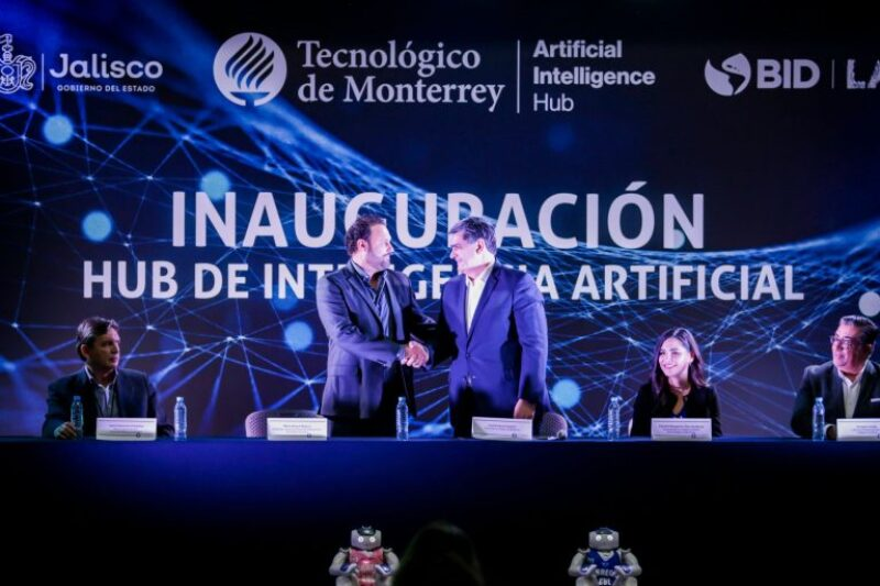 hub inteligencia artificial