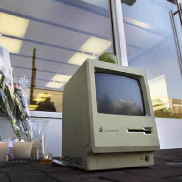 Las computadoras Macintosh se convirtieron en el primer gran éxito de la carrera de Steve Jobs.