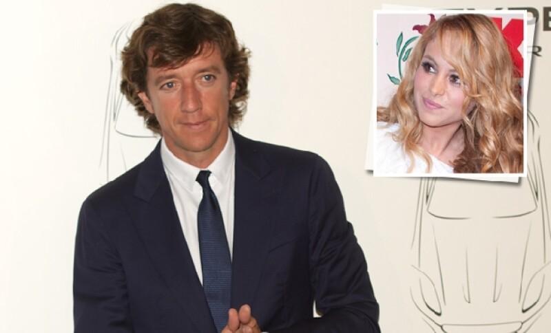 """En entrevista para el programa """"Hoy"""", el ex esposo de `La chica dorada´ negó todas las acusaciones acerca de haberla maltratado tanto física como psicológicamente."""