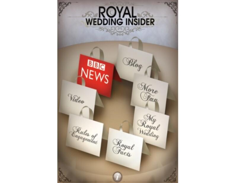 El enlace de Guillermo y Kate ya alcanzó a los gadgets y las desarrolladoras de aplicaciones que poco tardaron en crear una especial para todos los `royal addicts´.