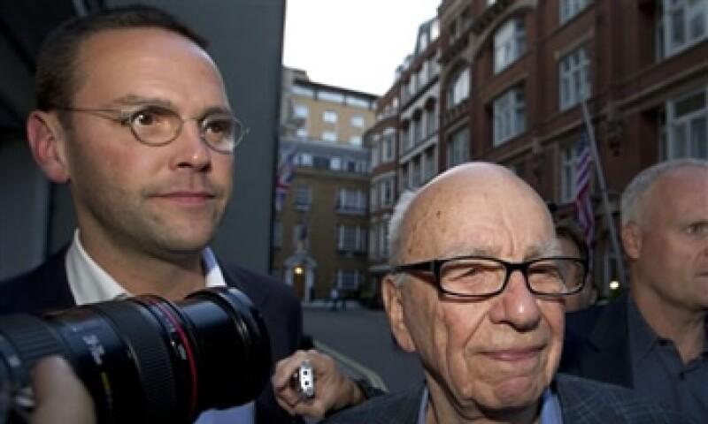 James Murdoch afirmó ante el parlamento inglés en julio que no tenía conocimiento sobre las escuchas ilegales. (Foto: Reuters)