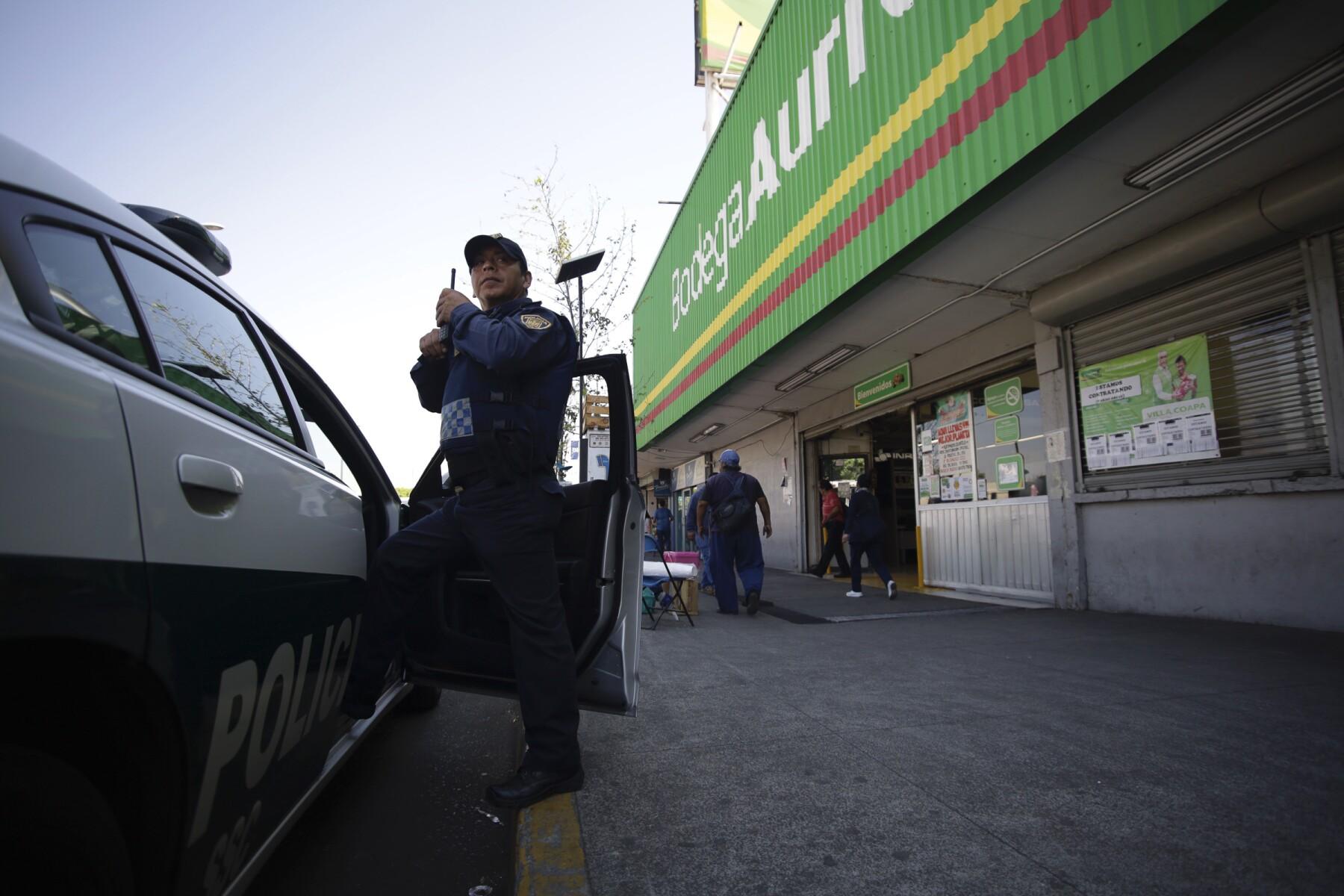 Seguridad en Mercados y Supermercados