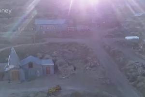 Venden un pueblo fantasma del siglo XIX en California