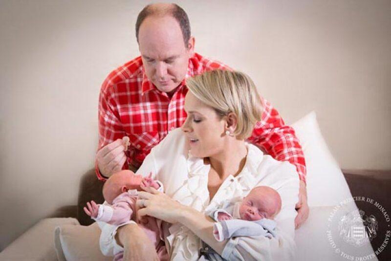La feliz familia.