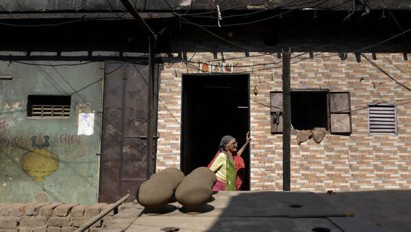 Bombay - Dharavi - India - comunidades
