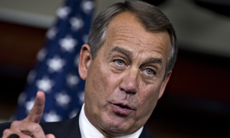 La propuesta de John Boehner parece reflejar un avance en las negociaciones con la Casa Blanca. (Foto: AP)
