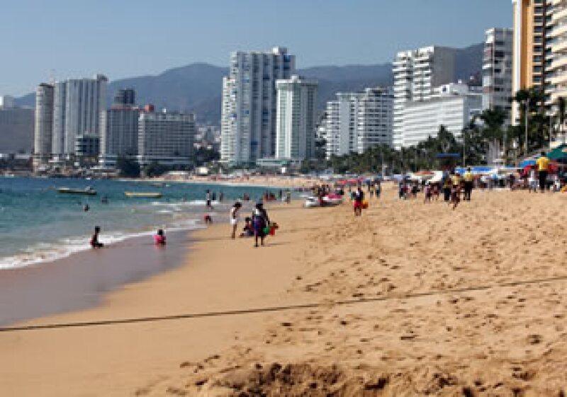 La Sectur prometió que Acapulco seguirá recibiendo apoyo del Gobierno. (Foto: Reuters)