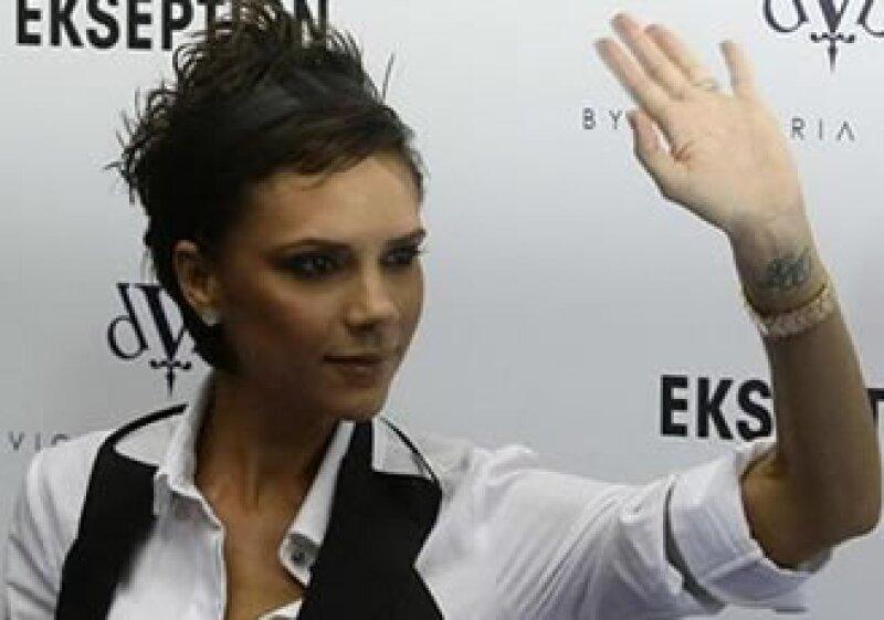 Victoria Beckham asegura que quiere aprender todo lo posible sobre la moda (Foto: Archivo Reuters)