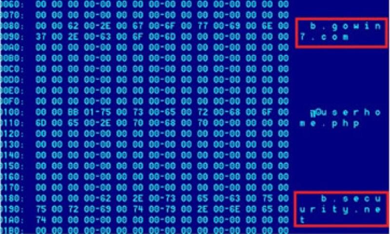 Gauss podría ser el reemplazo de otra arma de ciberespionaje llamada Duqu, descubierta en septiembre de 2011. (Foto: Cortesía CNNMoney)