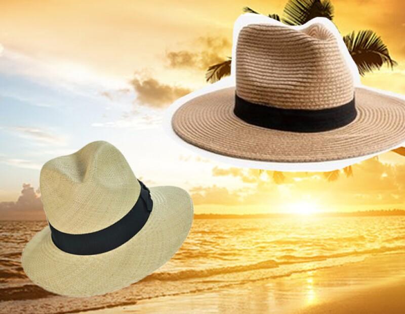 Puedes enocntrar este tipo de sombreros en Forever 21