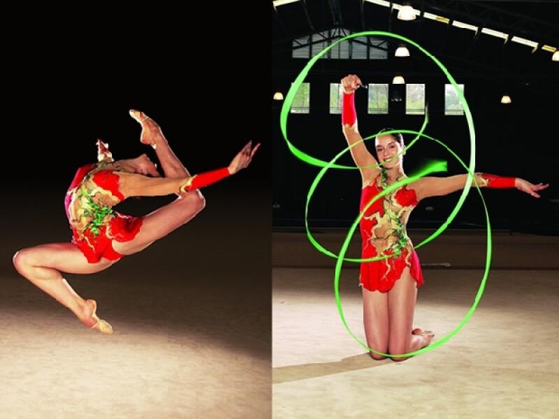 La joven tapatía participó en 5 pruebas individuales, en las cuales obtuvo 2 medallas de oro y 3 de plata.