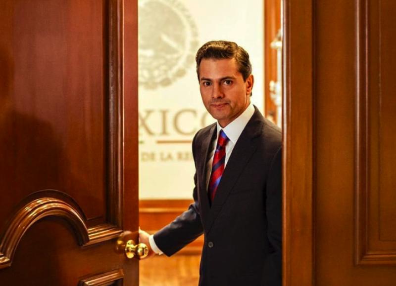 Expresidente Enrique Peña Nieto