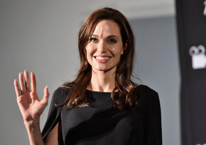 Angelina Jolie tiene una vida ajetreada, pero siempre se da tiempo para hacer ejercicio.