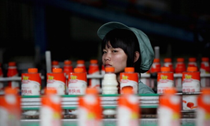 China se ha dicho dispuesta a aceptar un crecimiento anual de 7.5%. (Foto: Getty Images)