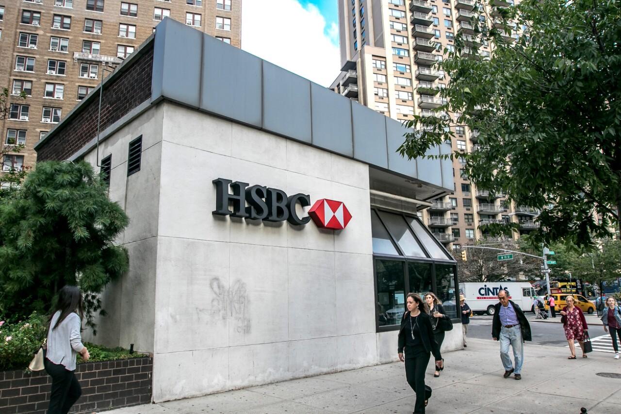 HSBC tiene fallas en app móvil y banca por internet