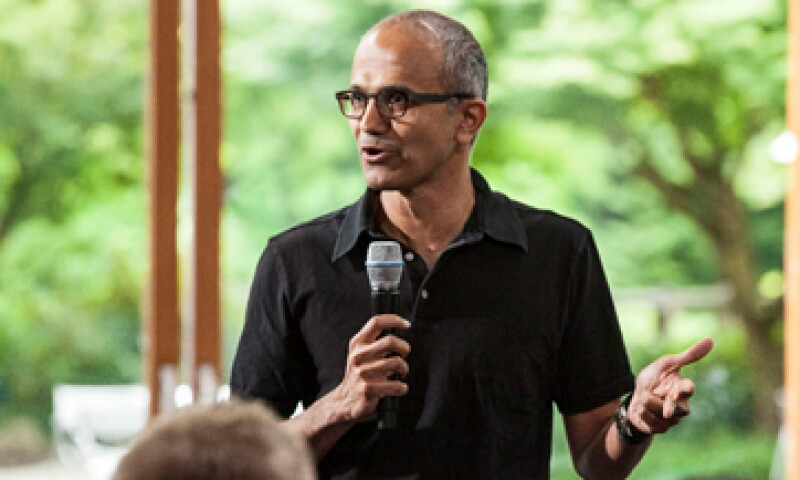 Satya Nadella es el nuevo CEO de Microsoft. (Foto: Reuters)