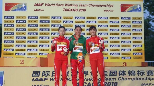 Mundial de Marcha en China