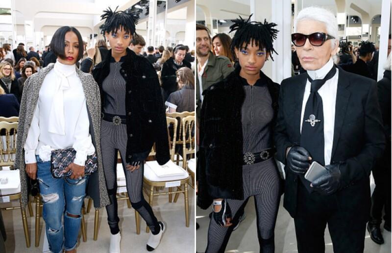 La hija de Will Smith es anunciada hoy como la nueva embajadora de Chanel, tal como su hermano fue nombrado a inicios de año, pero como imagen de Louis Vuitton.