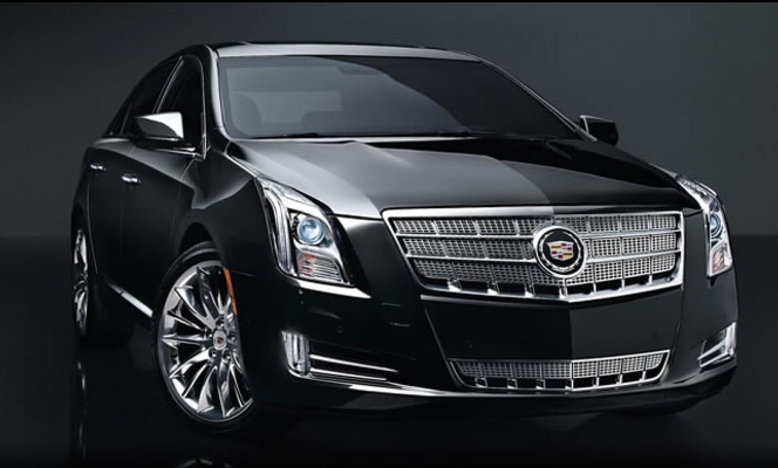El modelo Cadillac XTS también podría presentar una falla en el sistema de ignición.