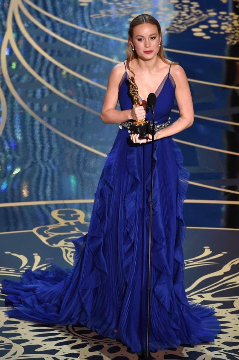 A sus 26 años, la actriz alcanzó su primer premio con una desgarradora historia.