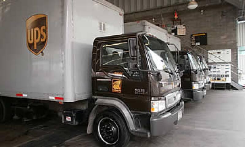 UPS (Foto: Ivet Rodriguez)