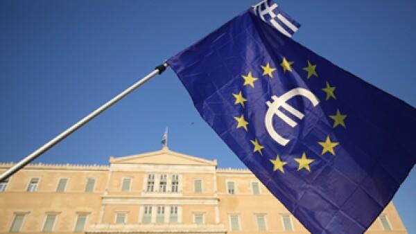 La economía griega ha mostrado mayor fortaleza a la esperada por analistas. (Foto: Getty Images )