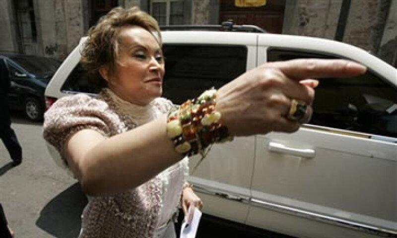 Elba Esther Gordillo había acusado a la SEP de no informar los mecanismos con los que se evaluaría a los maestros. (Foto: AP)