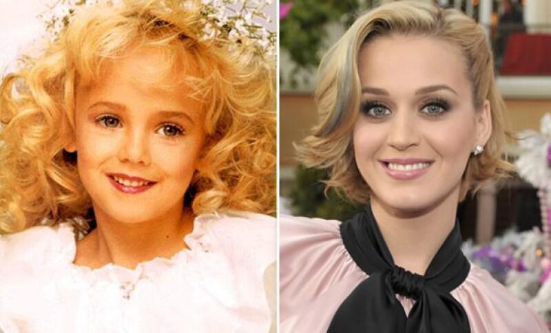 Pero, ¿cómo podría suceder esto? una teoría explica el gran parecido entre la cantante y la pequeña reina de belleza fallecida.