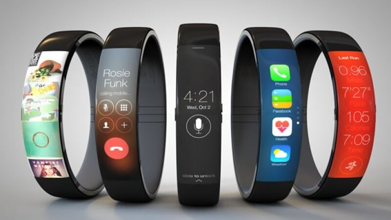 iwatch concepto dribble