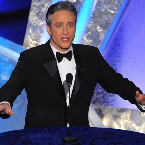 Jon Stewart anfitrión Oscar