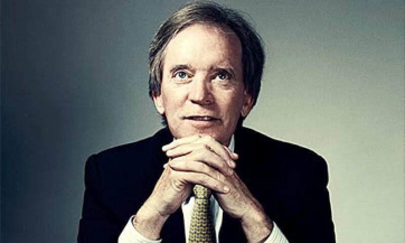 Bill Gross argumenta que con tasas de interés tan bajas, los préstamos no son atractivos para los bancos. (Foto: Cortesía Fortune)