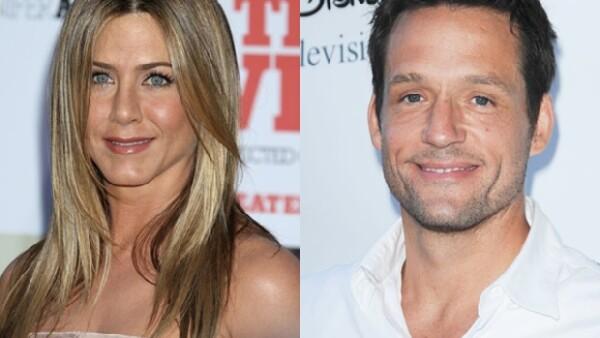 La actriz y Josh Hopkins fueron vistos en un restaurante de comida italiana platicando animadamente el pasado 2 de septiembre, ¿habrá romance en puerta?
