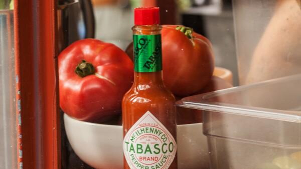 Salsa Tabasco (Foto: Ana Lorenzana)