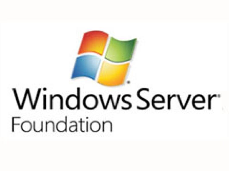 Windows Server Foundation es la nueva solución tecnológica para las Pymes. (Foto: Cortesía)